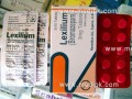 Lexilium (Bromazepam) 3mg by SAMI Pharmaceuticals (pvt) ltd. 10 Tablets / Strip