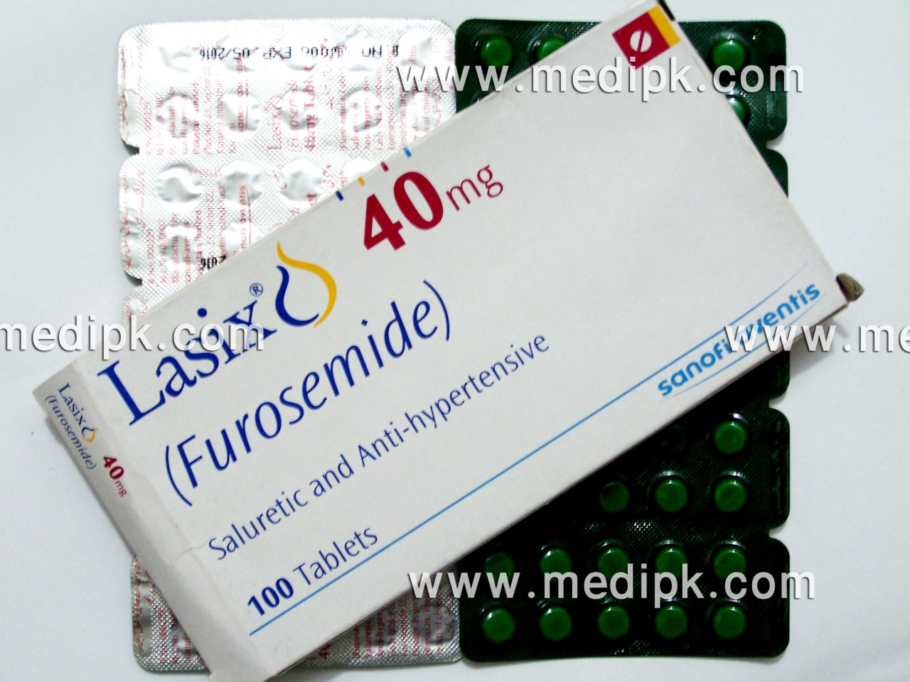Medication Furosemide 40 Mg