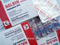 Nalbin Nalbuphine HCL 1ml Injection by Global Pharma / Amp