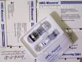 HMG Massone Injection Human Menopausal Gonadotropin (75 I.U FSH & 75 I.U LH) by instituto massone S.A / Kit